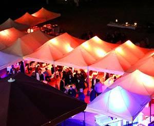 Mignon Sommerfest mit integriertem Plan B