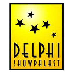 Delphi Showpalast Logo