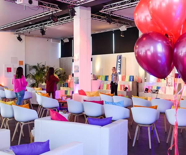 Beiersdorf Kongress und Abendveranstaltung