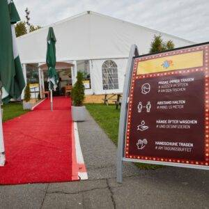 Hygienekonzept Veranstaltung Hamburg Eventareal Bahrenfeld