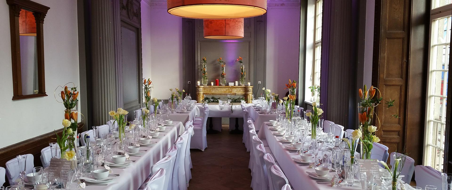 genuss & spektakel – createdmignon events und catering in